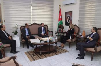وزيرة الثقافة تلتقي مجلس نقابة الفنانين وإدارية رابطة الكتاب