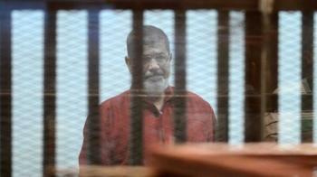 مذيعة التلفزيون المصري تصف مرسي بـالسيد الرئيس