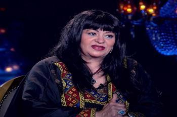 الفنانة المصرية فريدة سيف النصر تكشف تطورات حالتها الصحية