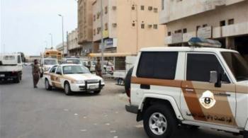 السعودية: مطاردة هوليوودية مع الشرطة