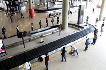 128 رحلة حطت في مطار الملكة علياء منذ 8 أيلول