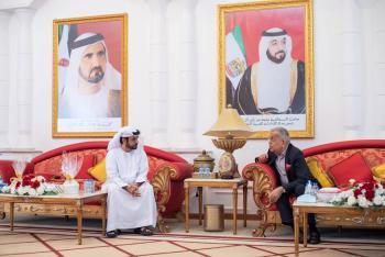 رئيس مجموعة شركات شوبا يشيد ببيئة الإمارات الاستثمارية الجاذبة للشركات