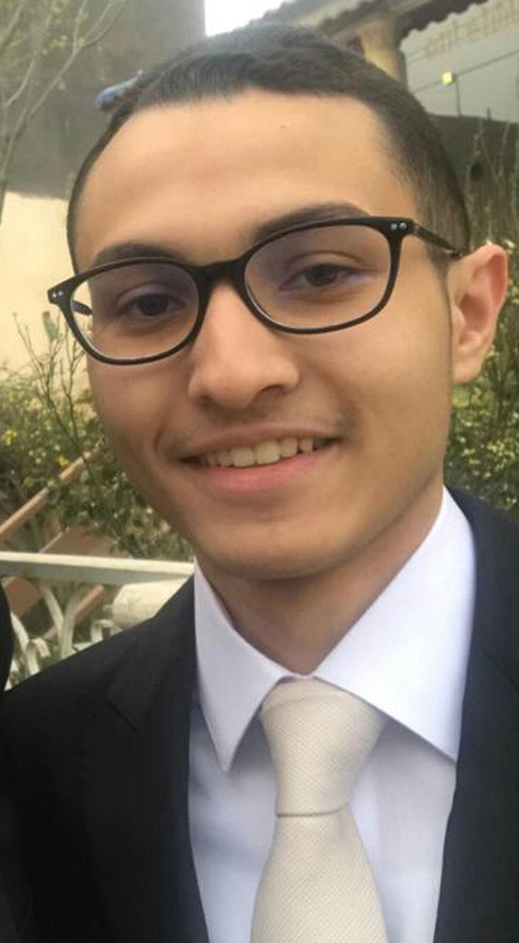 محمد خير حازم النسور ..  مبارك النجاح