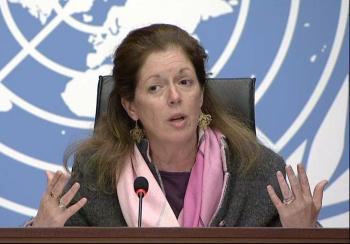 وليامز تشرح آلية تشكيل حكومة ليبيا