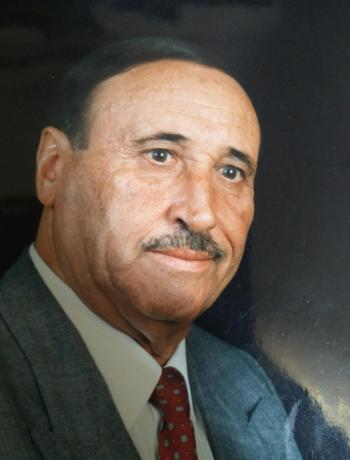 الذكرى السنوية الرابعة لوفاة العميد الركن المتقاعد عبد الرحيم الدحيات