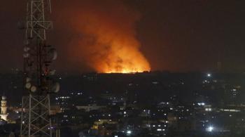 غزة ..  ارتفاع عدد الشهداء منذ بدء العدوان الى 32