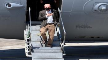 مساعد لوزير الخارجية الأميركي يصل تل أبيب