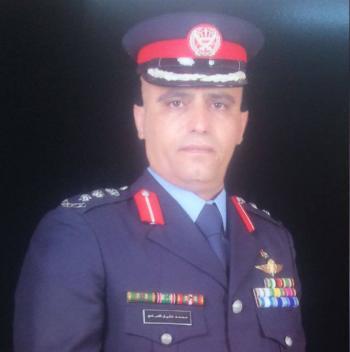 العقيد محمد العبادي ..  مبارك