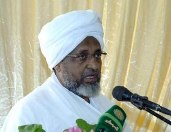 وفاة الزبير أحمد الحسن الأمين العام للحركة الإسلامية السودانية