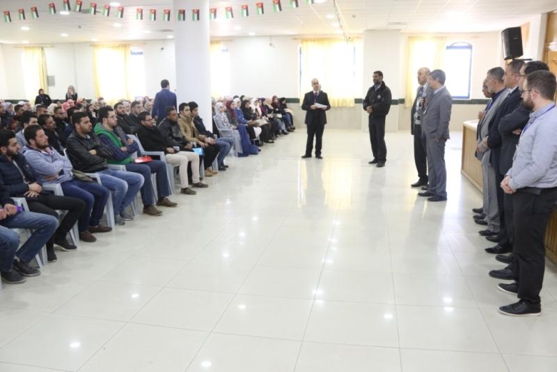 الزرقاء تستقبل  الطلبة السوريين من مشروع EDU-SYRIA