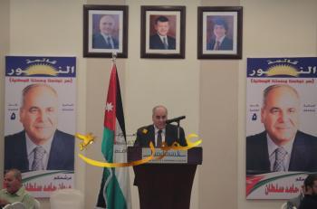 مروان سلطان يعلن عن تشكيل قائمة النور وسط إجماع وتأييد غفير