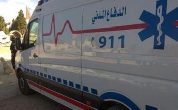 4 وفيات و5 اصابات اثر حادث تصادم على طريق الحسا