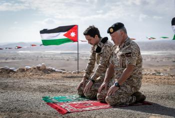 محطات في مئوية الدولة الأردنية