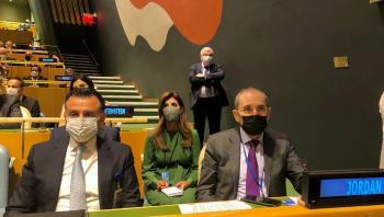 الصفدي يشارك في الجلسة الافتتاحية لاجتماع الجمعية العامة للأمم المتحدة