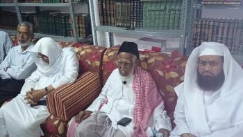 وفاة الشيخ المباركفوري صاحب أعلى إسناد بـ صحيح مسلم