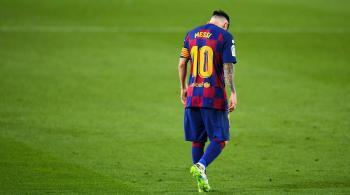ميسي يرفض تكرار سيناريو نيمار مع برشلونة
