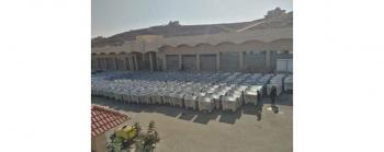 بلدية الأغوار الجنوبية ترغب بشراء حاويات نفايات معدنية