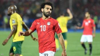 رسميا ..  محمد صلاح قائد منتخب مصر الجديد