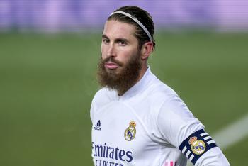 رسمياً ..  راموس يرحل عن ريال مدريد
