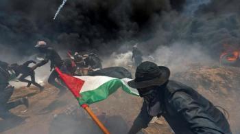 3 اصابات برصاص الاحتلال على الحدود الشرقية لغزة