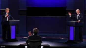 أبرز الكلمات الجارحة بين ترامب وبايدن