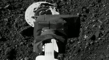 شاهد اختراق ناسا المذهل على بعد 334 مليون كيلومتر