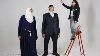 شقيقان مصريان يحطمان 5 أرقام قياسية (صور)