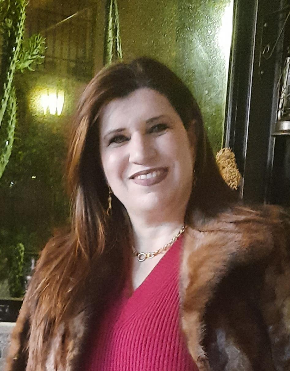 الدكتورة ردينة بطارسة مبارك الترفيع