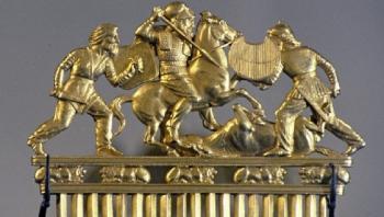 محكمة أمستردام تقضي بتسليم مجموعة الذهب السكيثي لأوكرانيا