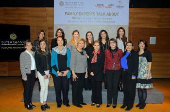الاستثماري ينظّم جلسات حوار تفاعلية في الرعاية الوالدية