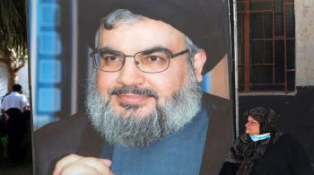 نصرالله: لدى حزب الله 100 ألف مقاتل مدربين ومسلحين في لبنان