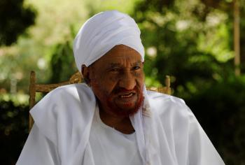 وفاة رئيس الوزراء السوداني الأسبق الصادق المهدي متأثرا بكورونا
