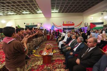 الرواد الدولية تنظم معرض التراث الدولي تحت رعاية وزير الثقافة