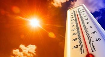 منطقتان في الأردن سجلتا درجات حرارة تفوق 40