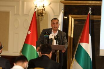 الظهراوي: ستبقى القضية الفلسطينية على سلم الأولويات