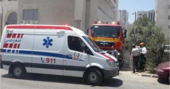 وفاة طفلة و12 اصابة بحريق منزل في صافوط