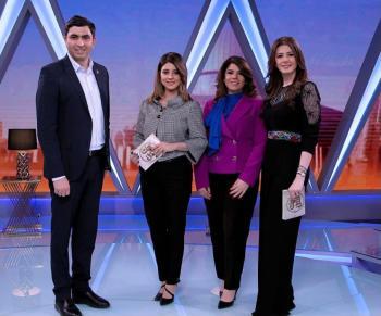 التلفزيون الاردني يبث اولى حلقات البرنامج العربي المشترك بيت للكل