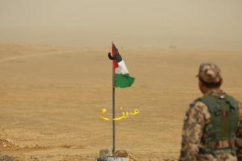 الجيش يحبط محاولة تسلل شخص إلى سوريا
