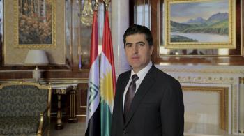 رئيس كردستان العراق يصل الأردن في زيارة يلتقي خلالها الملك