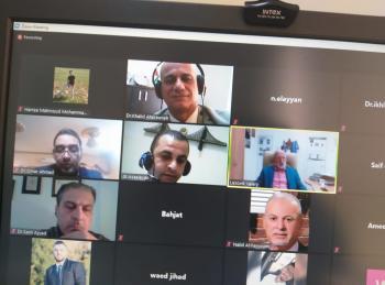 يوم علمي لكلية الهندسة في عمان العربية