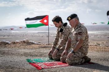 ملتقى النشامى للجاليات الأردنية في العالم يهنئ بمئوية الدولة