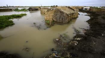 الأمم المتحدة: تغير المناخ وراء أسوأ فيضانات يشهدها جنوب السودان منذ 60 عاما