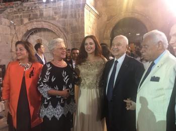 أبو غزاله: مهرجان عمان الأوبرالي حقق نجاحاً عظيماً