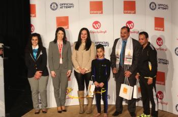 اورانج تدعم الطفل الموهوب محمد الشيخ (فيديو)