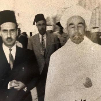 الأمير علي: جدي طلال الذي قاد الاستقلال ..  وجدي بهاء احد رموزه