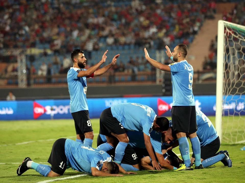 الفيصلي يفوز على الأهلي المصري بالبطولة العربية