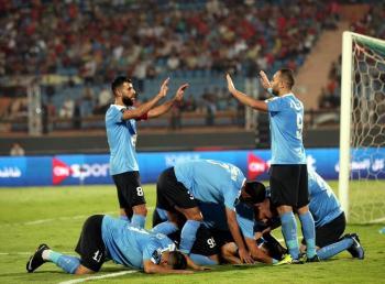 الفيصلي يفوز على الأهلي المصري بالبطولة العربية (صور)
