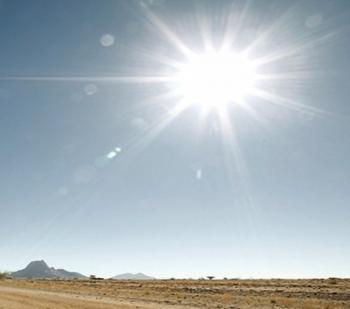 تحذير من التعرض للشمس ظهر الجمعة
