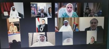 فرسان السلام وأبناء زايد يهنئان باليوم الوطني السعودي الـ90