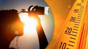 مدينتان سعوديتان تسجلان حرارة نصف درجة الغليان